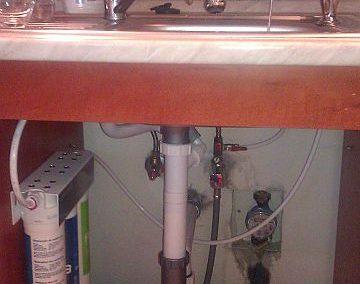 Puricom FT Line 3 átfolyós, víztisztító