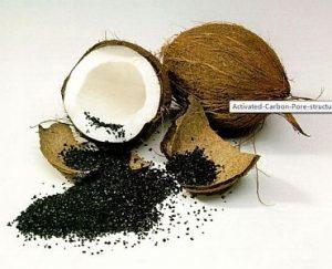 Aktív szén kókuszból