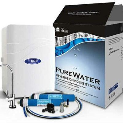 PurePro M800DF tartálynélküli átfolyós ozmózis víztisztító