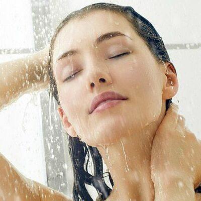Zuhanyszűrő csere betét