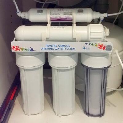 RO 102-A ozmózis víztisztító