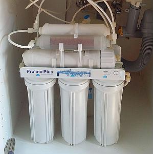 Puricom ProlinePlus víztisztító szűrőbetét készlet