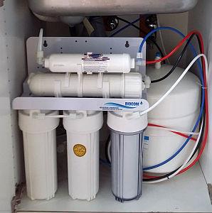 Biocom víztisztító szűrőbetét garnitúra